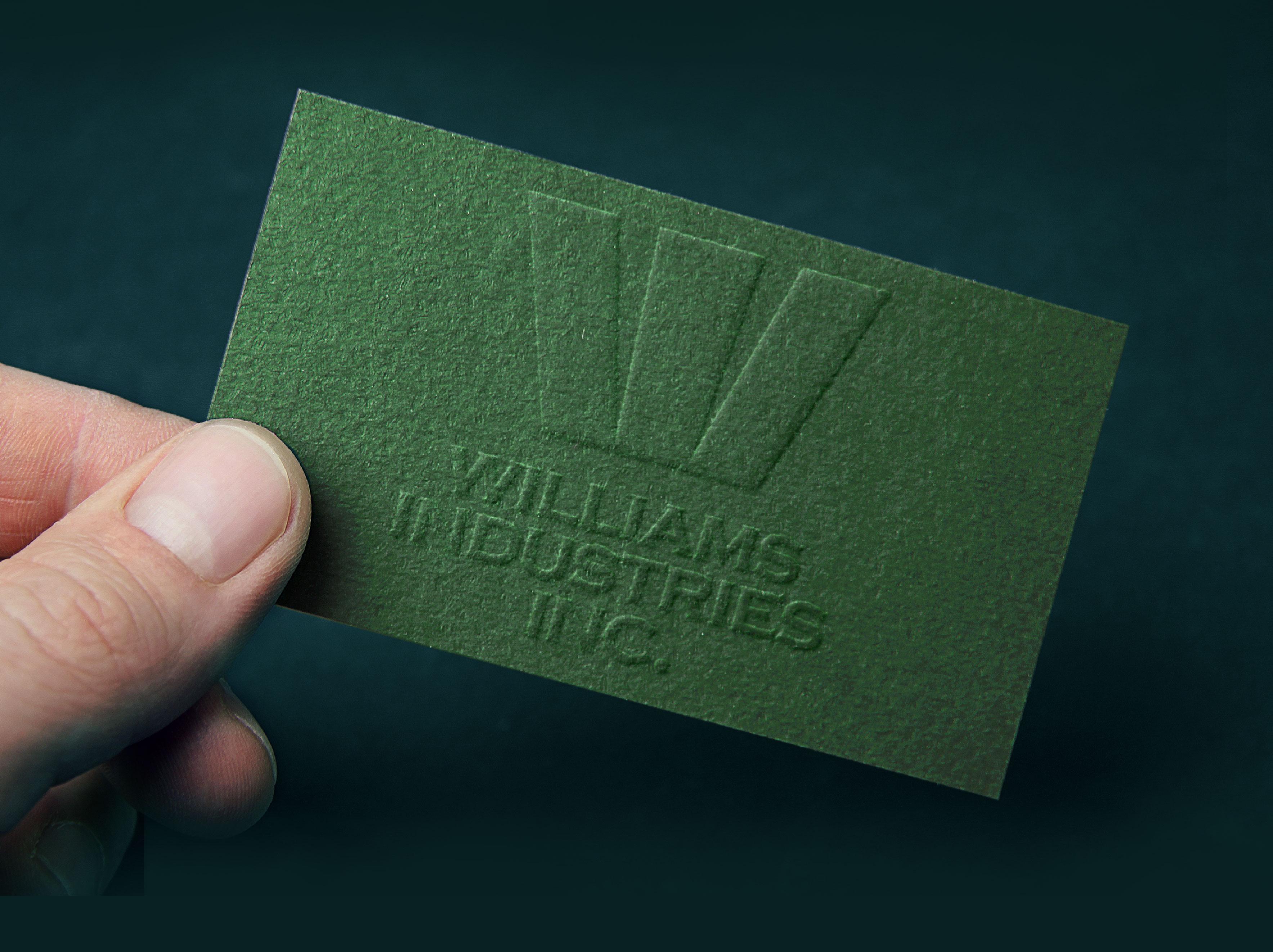 Williams Industries Inc