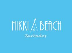NIKKI BEACH LOGO BRAND