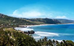 Soup Bowl Barbados Surf Spot