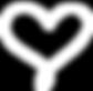 heart scribble icon