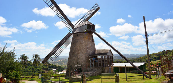 Morgan Lewis Windmill - Dutch Windmills in the Caribbean