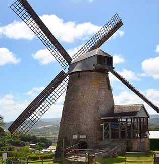 Morgan Lewis Windmill - Dutch Windmills in the Caribbean
