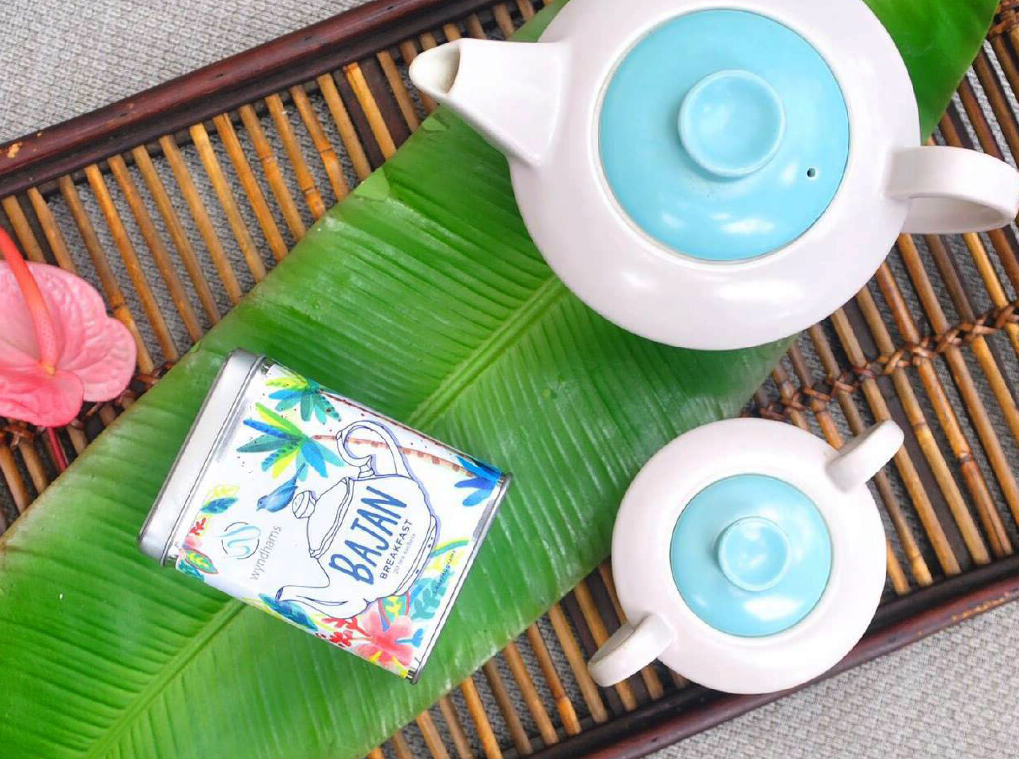 Bajan Breakfast Tea