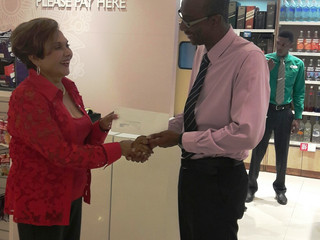 Barbados Cancer Society's  Breast Screening Programme