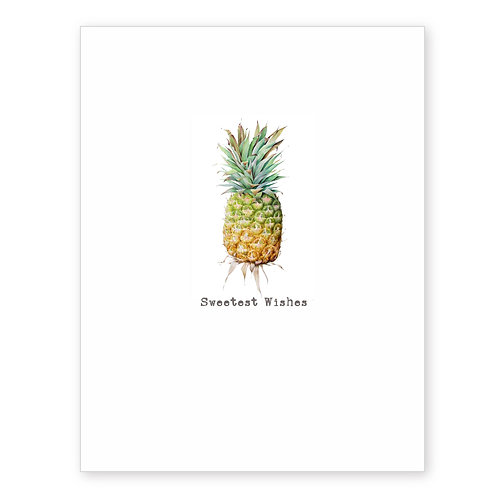 SWEETEST WISHES PINEAPPLE