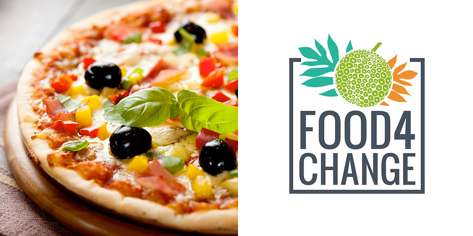 Food for Change Barbados logo