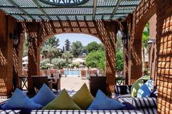 marrakech terrase