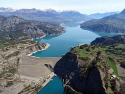 lac de serre poncon SEJOURS HANDICAP