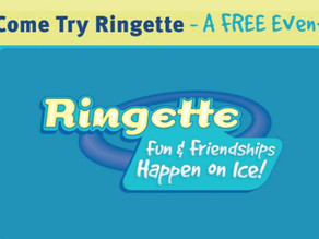 Come Try Ringette on Sept 14th