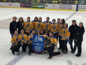 U14 Zone wins Provincial Championship!