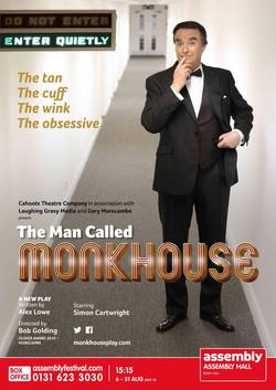 Simon Cartwright as Bob Monkhouse