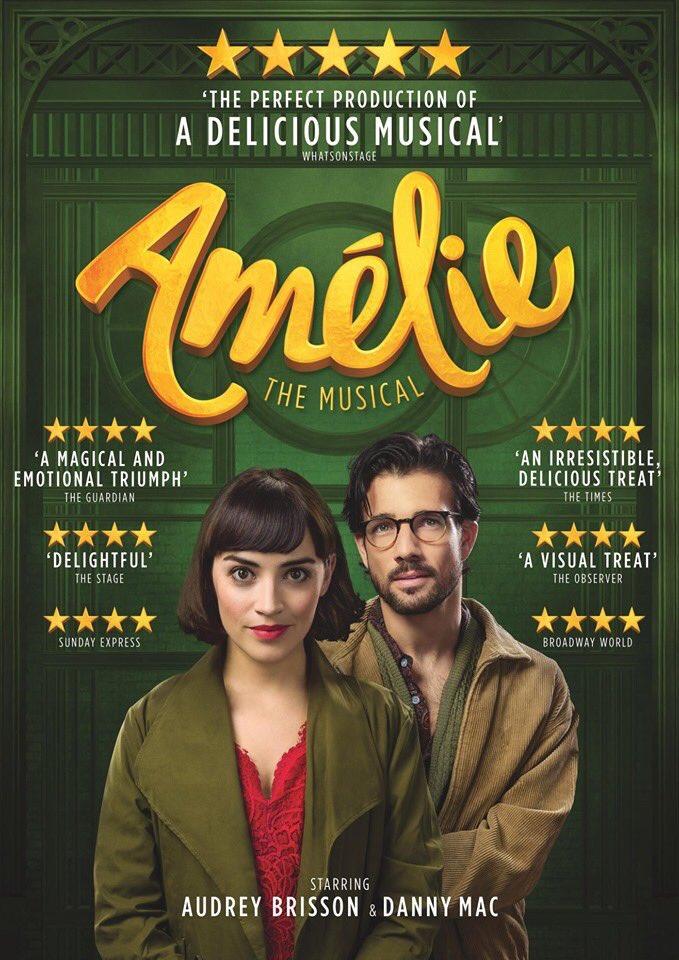 Amelie: UK Tour