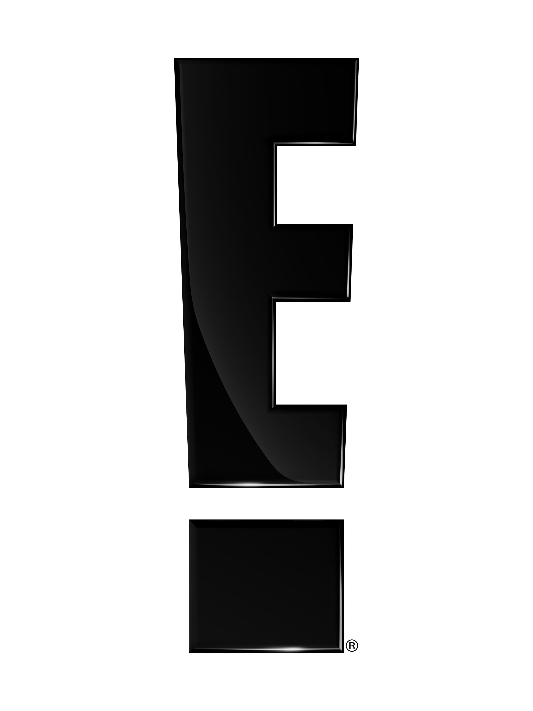 Logo E tv Black