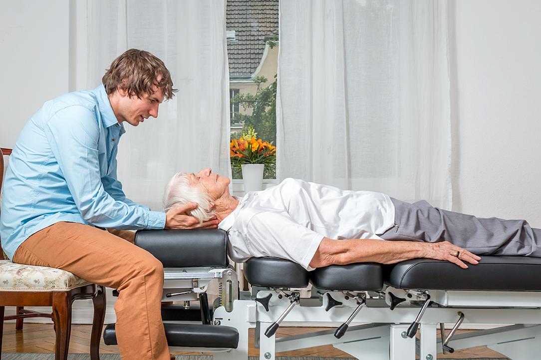 Chiropractic Jan Müller Berlin