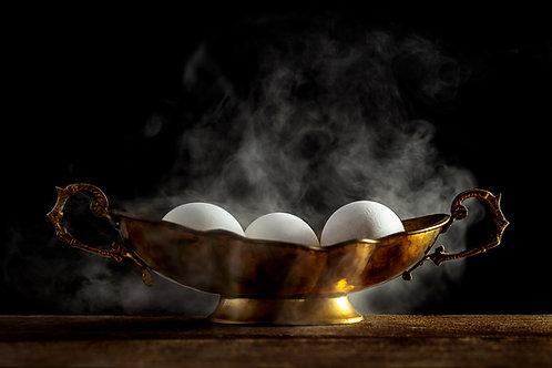 Still Life Eggs, 2020
