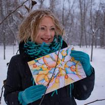 Калабан Ольга (Минск, Беларусь / Киев, Украина)