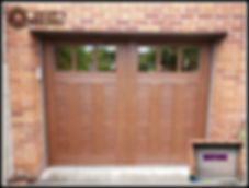 Steel City garage doors Clopay Canyon Ridge collection by Steel