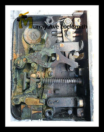 Old mortis lock repair Pittsburgh PA Mur