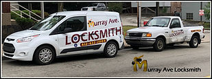 Locksmith service in Pittsburgh PA SERVICE VAN
