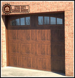 Steel City Garge Doors Clopay Gallery Collection