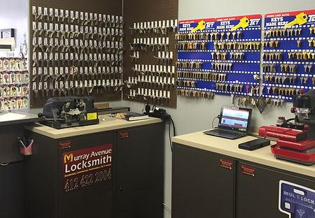 Murray Avenue locksmith