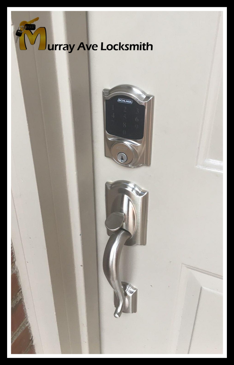 Lock change Murray avenue locksmith