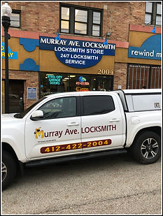 Locksmith Services in Pittsburgh PA Murr