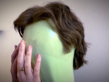 Screen-Accurate Custom wig Creation From HERO HAIR