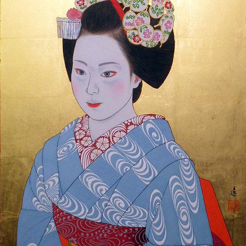 祇園祭 舞妓