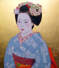 舞妓 祇園祭