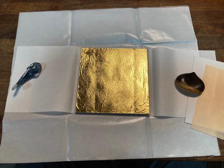 日本画用の金箔