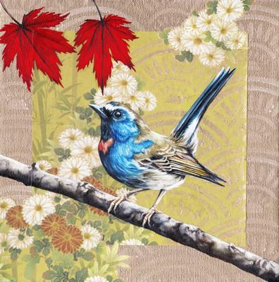 Washi Bird - Flycatcher