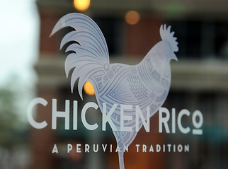 Chicken Rico Logo