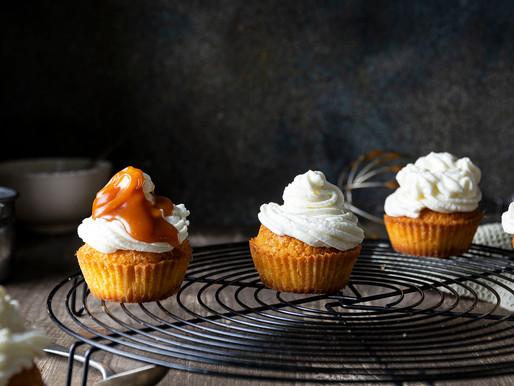 Ecco i cupcakes!