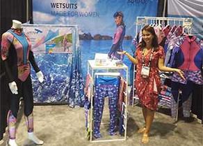 Aurora Wetsuits Goes to DEMA 2019