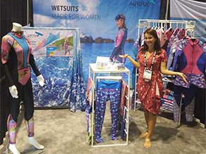 Aurora Wetsuits Goes to DEMA 2019