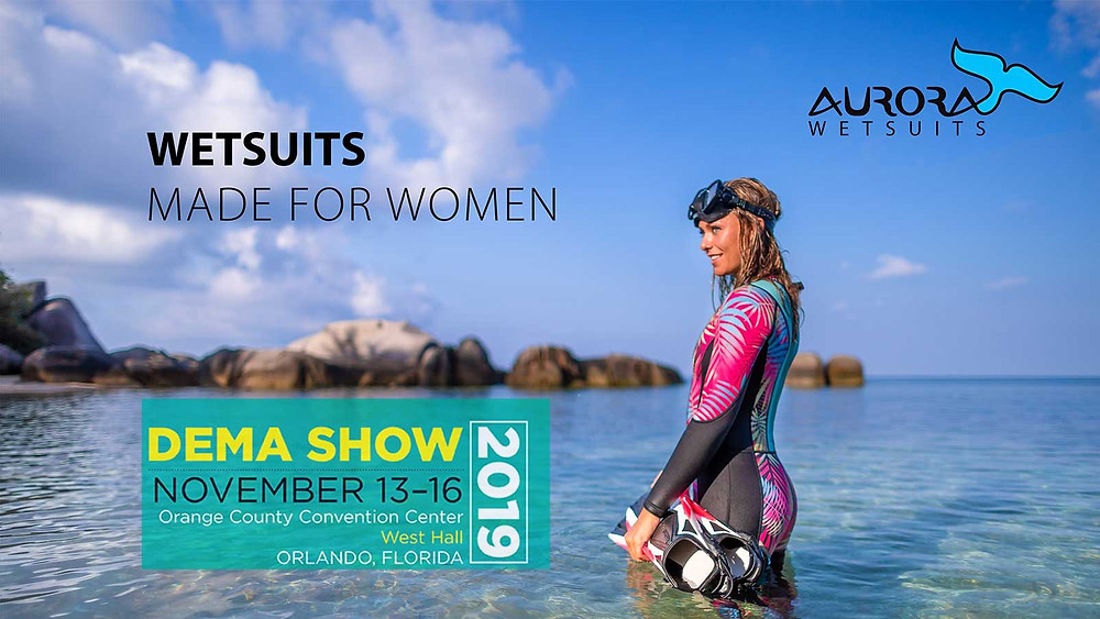 Aurora Wetsuits DEMA 2019