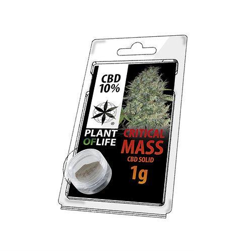 Critical Mass 1G ~ 10% CBD