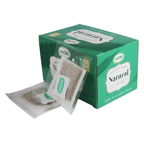 MyCBD – Natural CBD hemp tea (25bags)