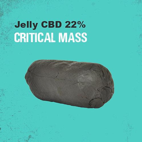 CRITICAL MASS JELLY HASH 22% CBD