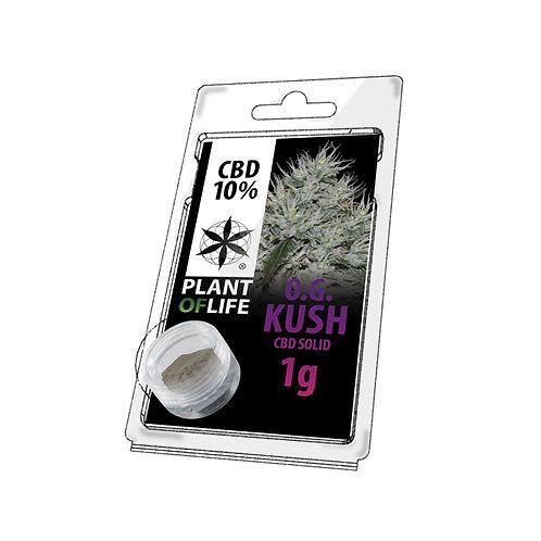 OG KUSH CBD Solid 10% CBD