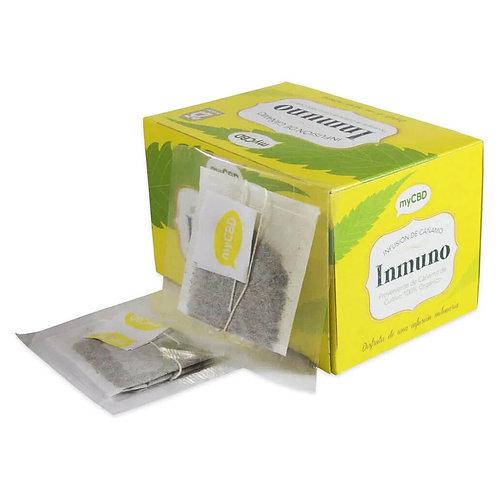 MyCBD – Inmuno CBD hemp tea (25bags)
