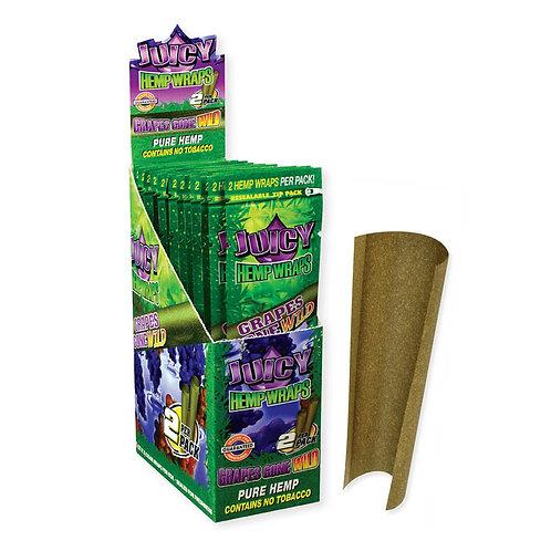 Juicy Jays Hemp Blunt Wraps-Purple