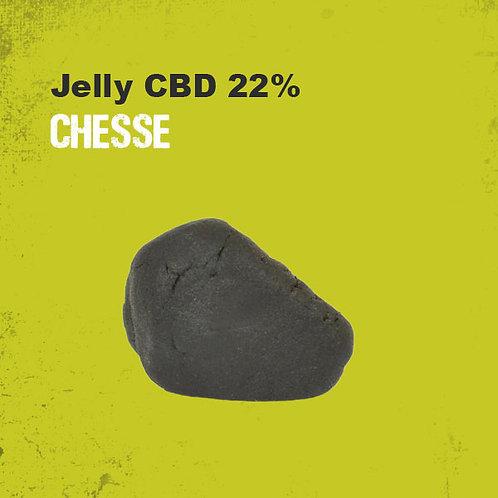 Cheese 22% CBD Hash  1G