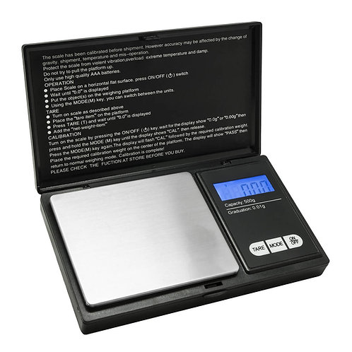 Series 0.01g-500g Digital Scale