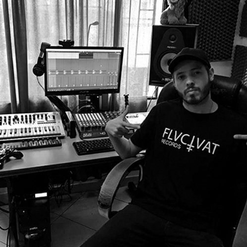 Fluctuat Records / Official Shirt