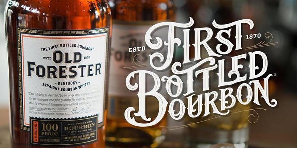 First Bottled Bourbon: Old Forester Tasting
