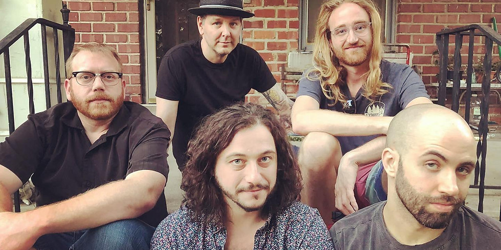 Nathan Corsi & Perfect Strangers at Auntie Mae's