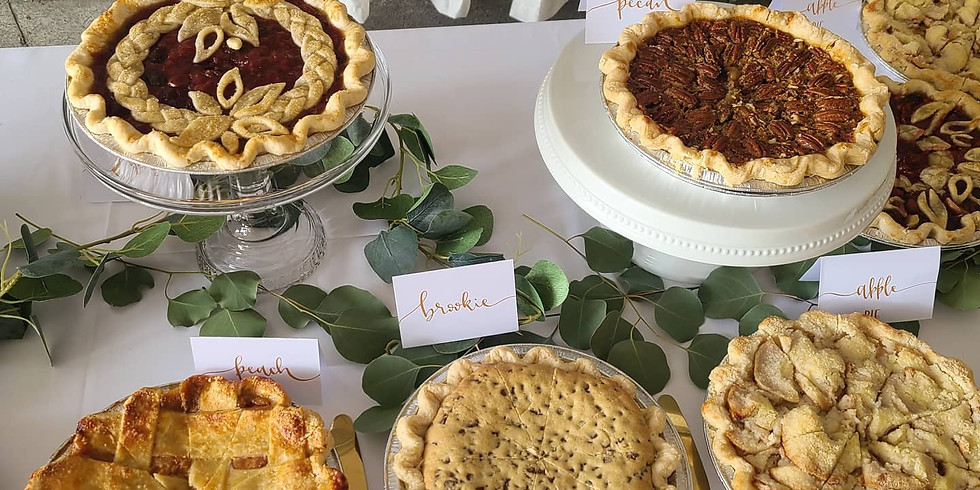 Pie & Cocktails with Therapie!