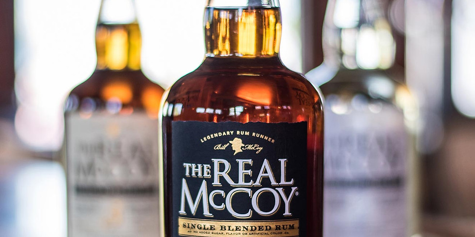Rum Tasting w/ Pool House's Ben Motley